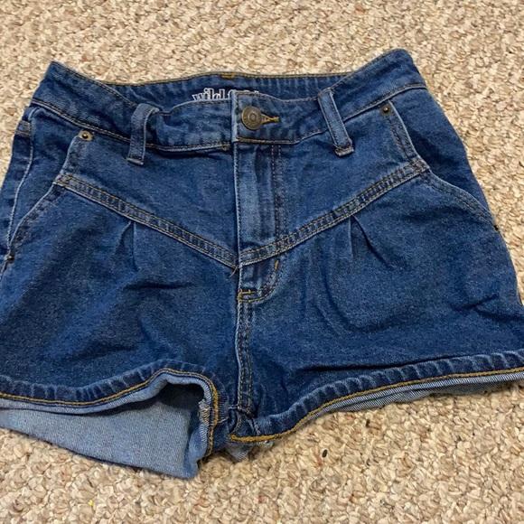 Target, Wild Fable, denim shorts